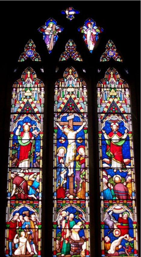 Stained Glass Windows 1